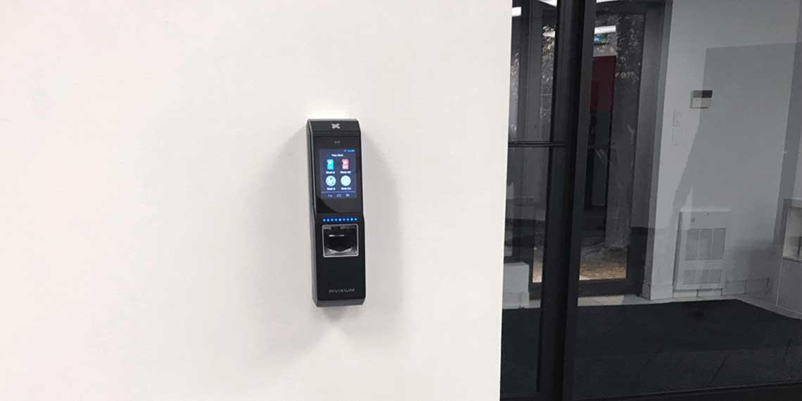 Touch 2 Installed at MindfulSnack office