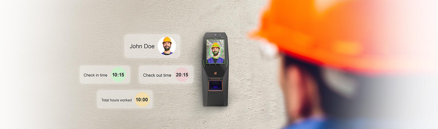 Biometric Time Attandance Software
