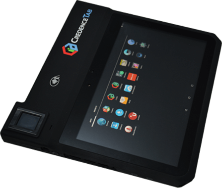 CredenceTAB Biometric