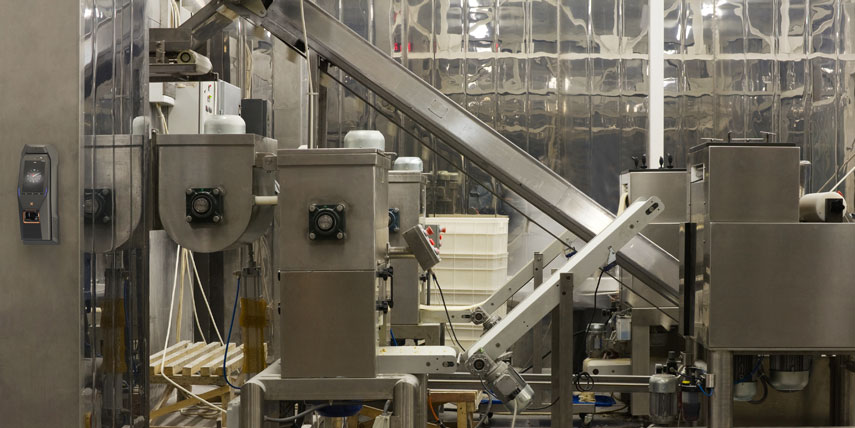 Touchless Temperature for Food Processing Safety