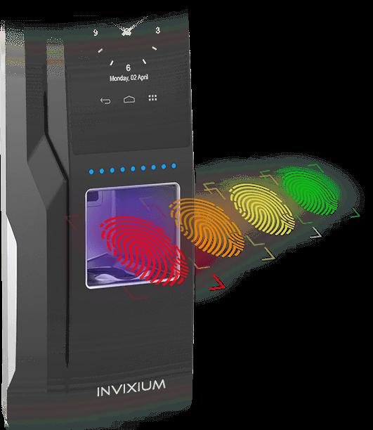 Lumidigm Multispectral Fingerprint Sensor