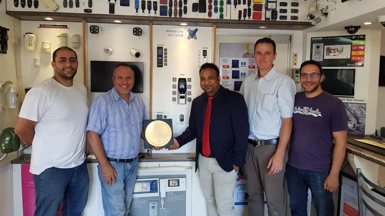Biometric Access Control in South Africa