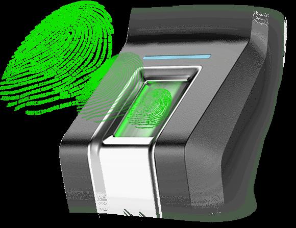 SecuGen Optical Fingerprint IXM MERGE 2