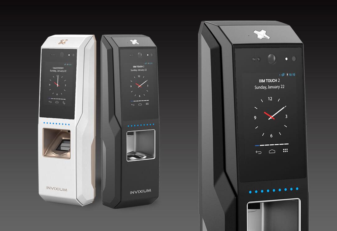 IXM TOUCH 2-Advanced Biometric fingerprint access control systems
