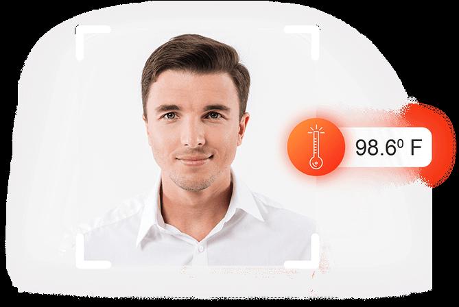 Touchless Temperature Measurement