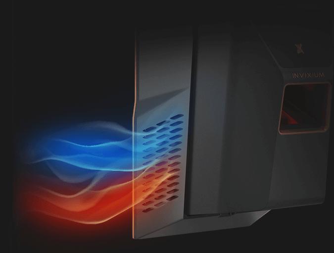 Visually Appealing Heat Vents
