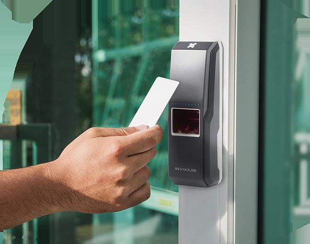 Biometric with card IXM MYCRO