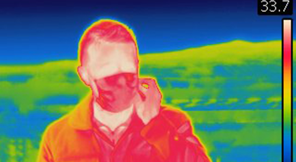 Thermal imaging access control solution for new normal