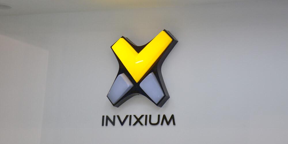 invixium Logo