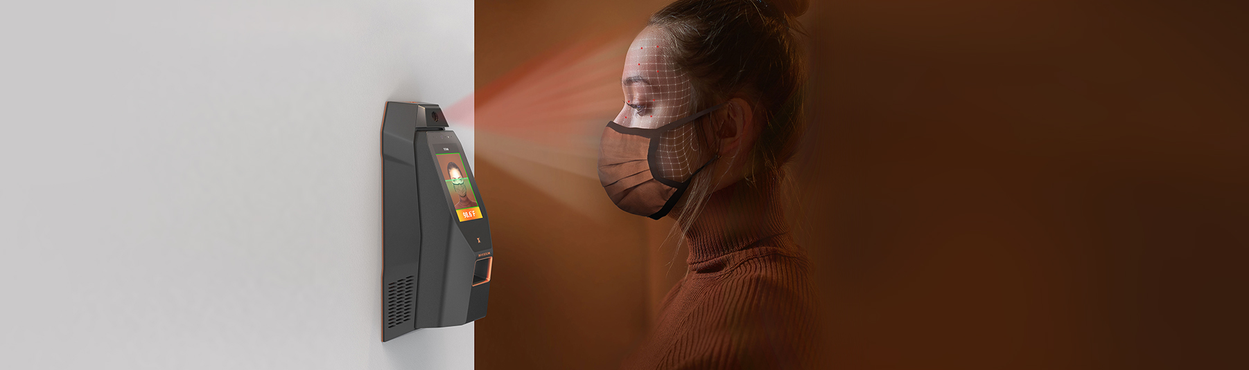 Thermal Face Recognition Solution With Mask Detection