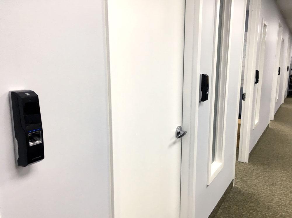 Take a tour inside Invixium HQ - a biometric access control haven for every tech geek.
