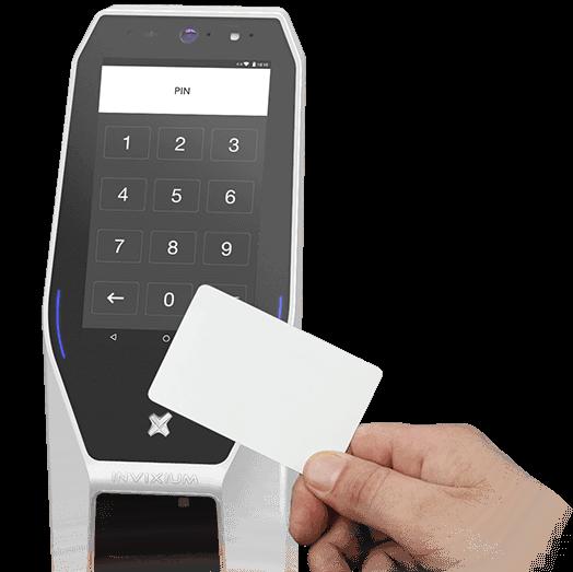 Card Reader Access Control