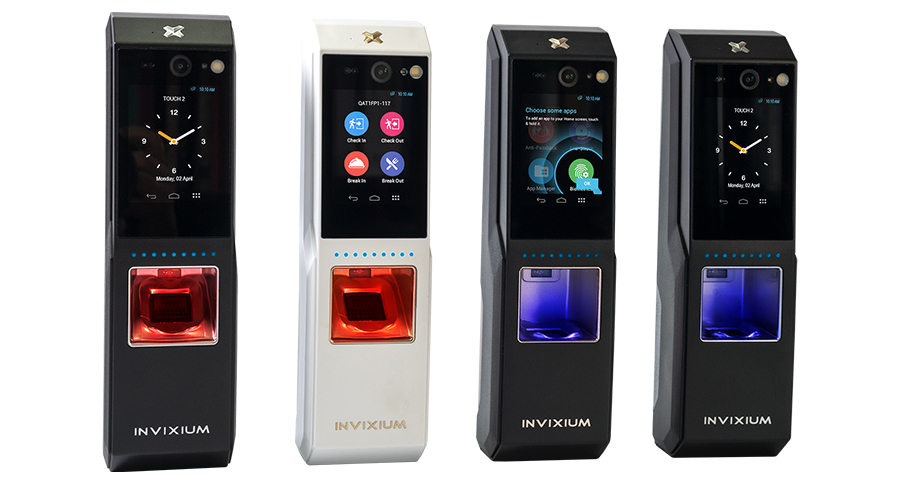 IXM TOUCH 2- Touchless Access Control