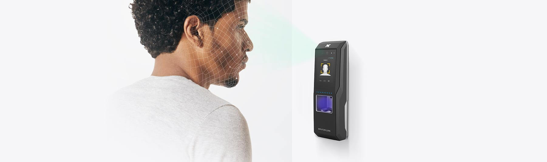 Touchless-access-control-solution