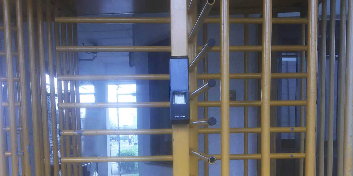 Customized Access Control Solution at Shell Nigeria