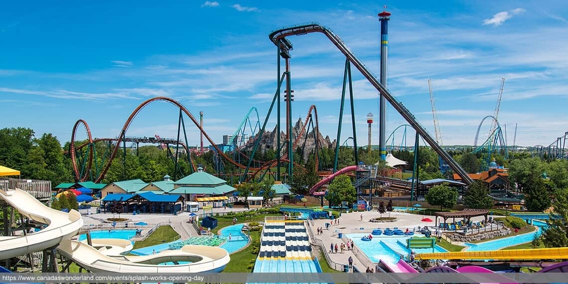 Touchless Employee Access And Health Screening Get Amusement Parks Ready For A Healthy Summer