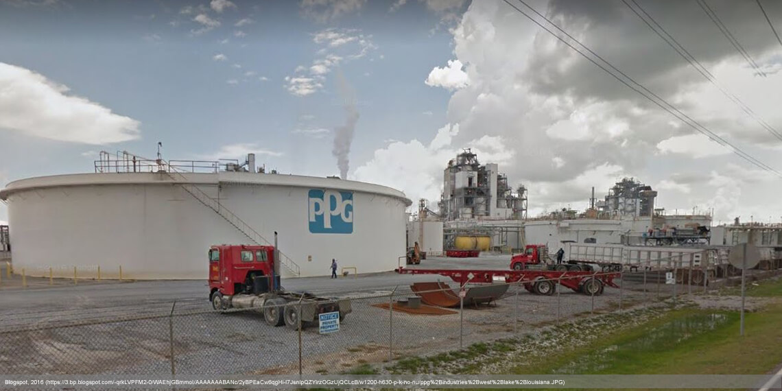 IXM Healthy Access at PPG Chemical Plant
