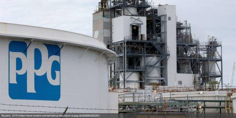 Invixium Temperature Screening Provides Healthy Access At PPG Chemical Plant