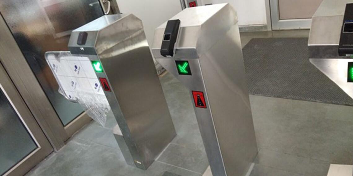 turnstiles access control