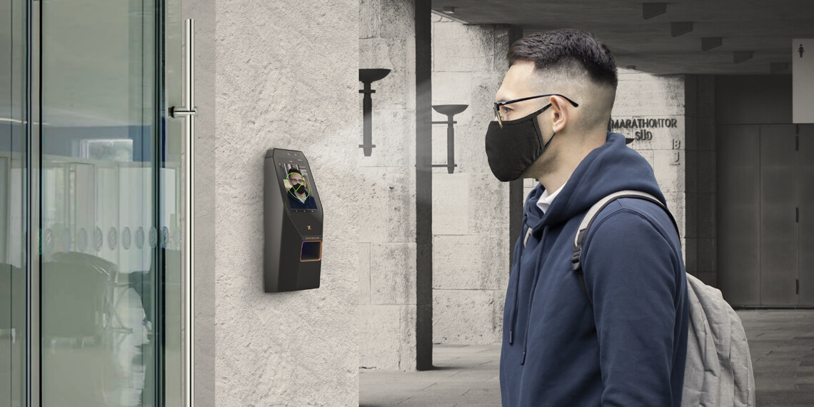 Real Time Face Mask Detection
