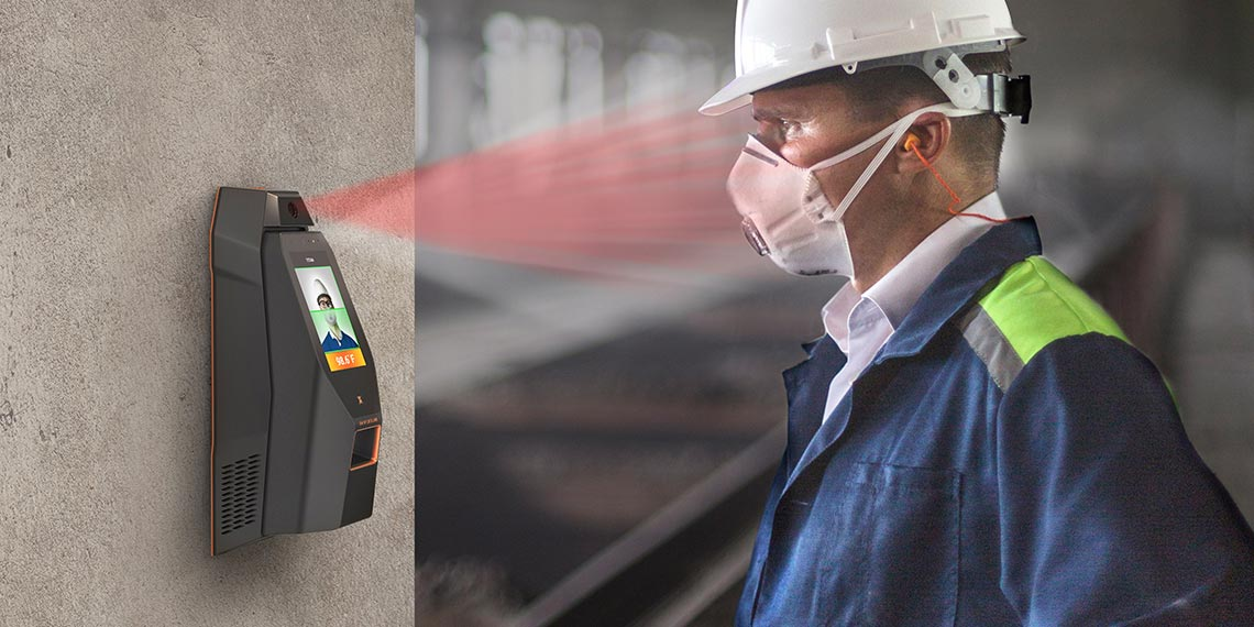 Biometrics security in mining industry