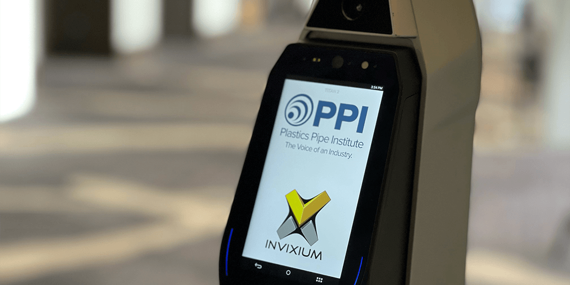 Plastics Pipe Institute Protects Guest Health at Association Meetings with Invixium Temperature Screening